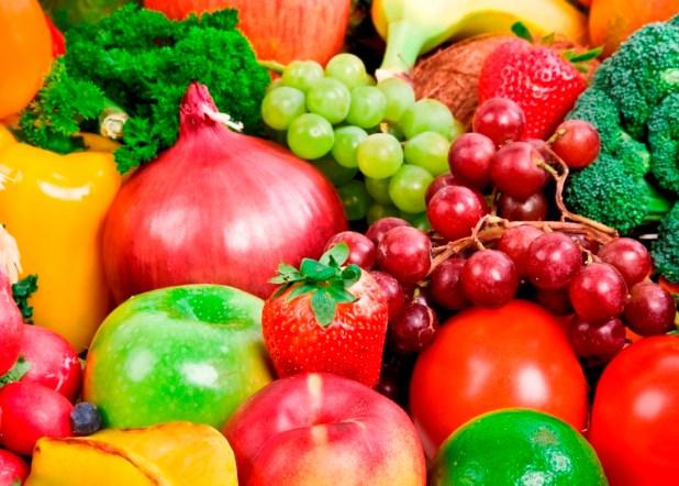 Fruit & Veg recommended
