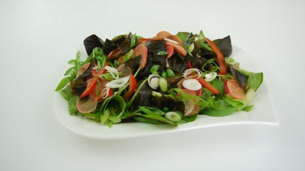 Mixed Greens & Cucumber Salad No Product