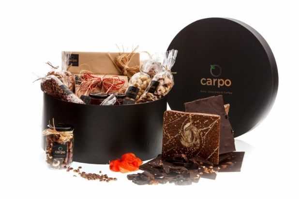 Palace of Wonders Christmas Hamper by Carpo London