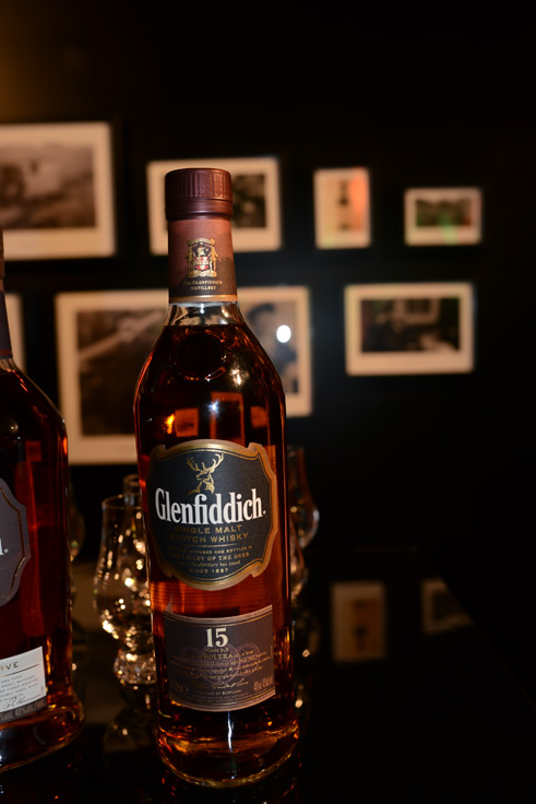 Glenfiddich and Forman's launch