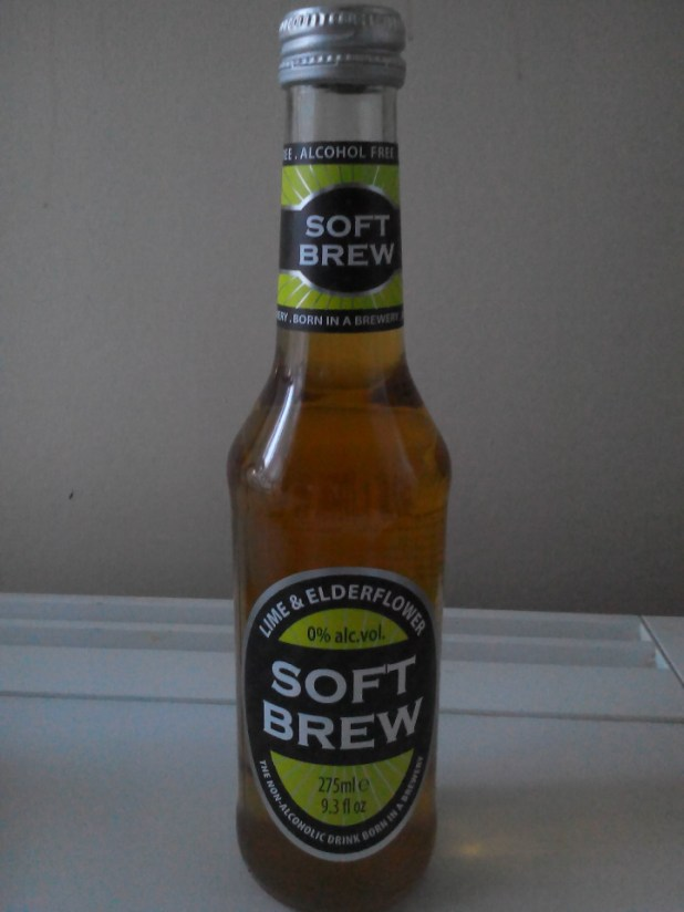 soft brew low calorie beer