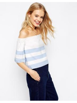 product-asos-off-shoulder-knitted-top-in-stripe-whitewblue-24154317