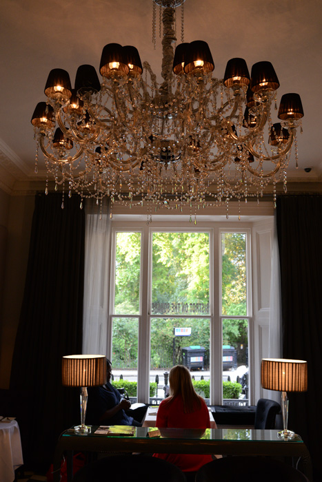 Lifeandsoullifestyle.com - Bistrot on the Square Restaurant And Bar @ Eccleston Square Hotel, Pimlico, London