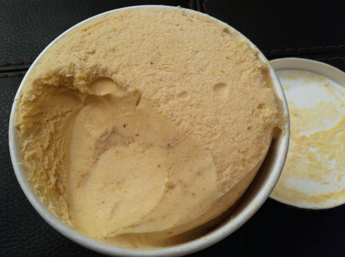 Lifeandsoullifesyle.com - Ben & Jerry's Limited Edition Pumpkin Cheesecake