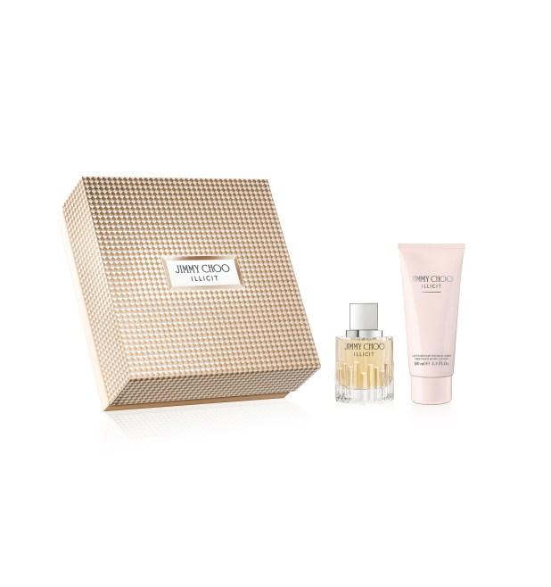 www.Lifeandsoullifestyle.com – Ultimate Christmas Fragrance Guide - Jimmy Choo Illicit Gift Set