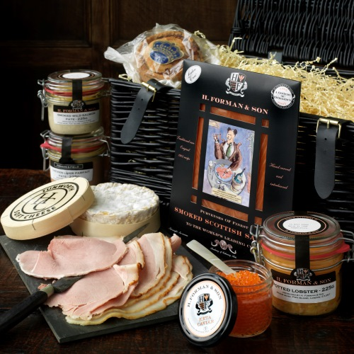 www.Lifeandsoullifestyle.com - Festive Hampers- The Forman's Finest Hamper