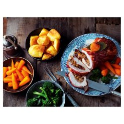 www.Lifeandsoullifestyle.com – Free From Christmas Food Guide - Tesco Finest Free Range Basted Frozen Turkey With A Fruity Stuffing And Smoked Streaky Bacon