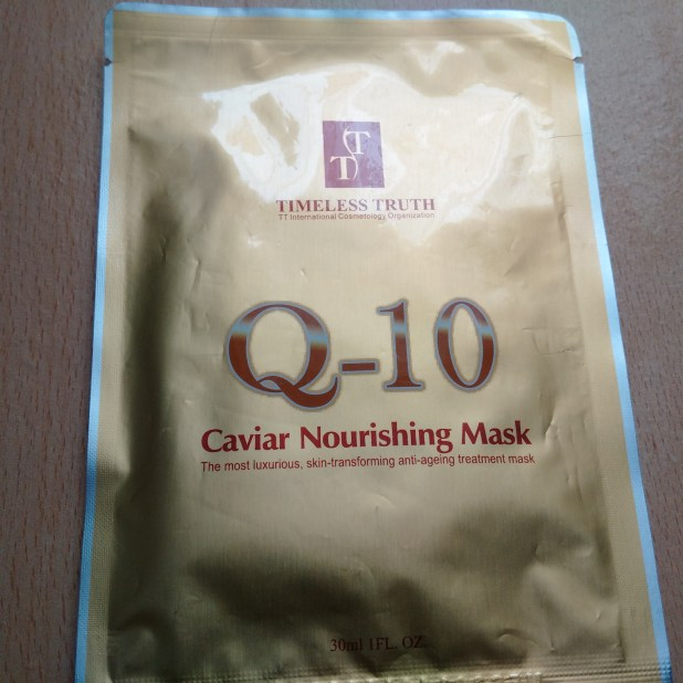 Lifeandsoullifestyle.com - Timeless Truth Beauty Masks Reeview