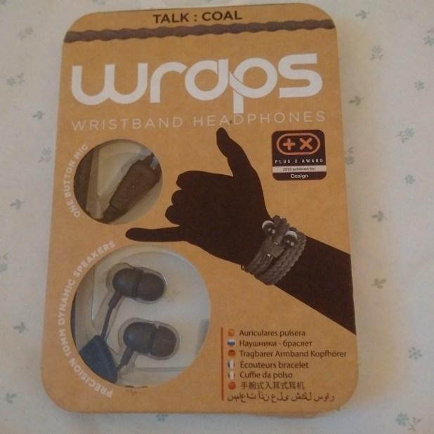 Lifeandsullifestyle.com - Wrap Talk earphones