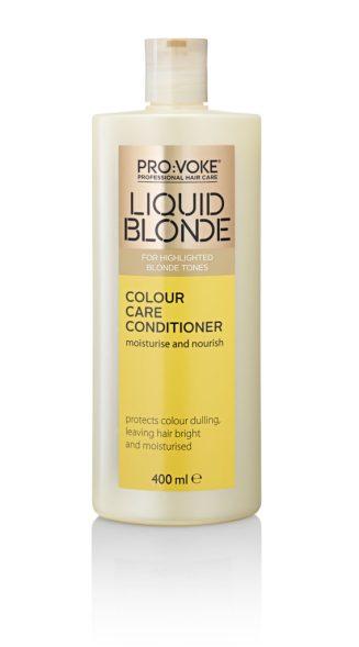 Lifeandsoullifestyle.com - Liquid Blonde Colour Care Conditioner 400ml