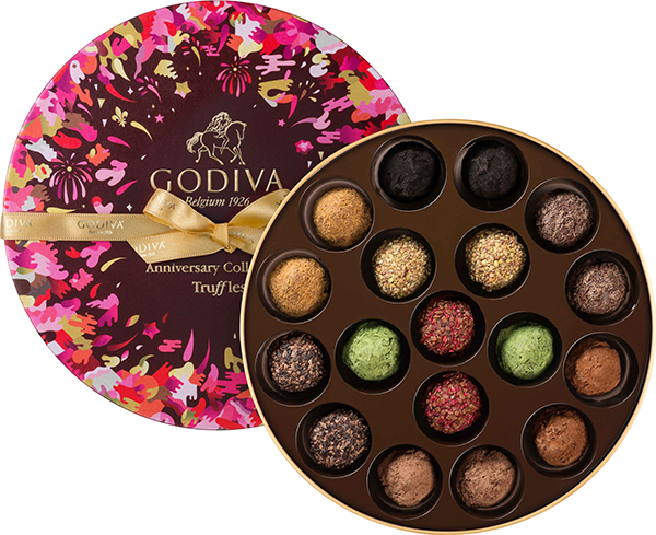 www.lifeandsoullifestyle.com -Godiva celebrate 90 years of Chocolate excellence2