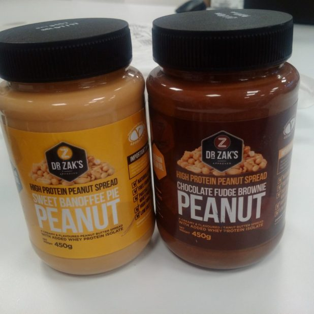 www.lifeandsoullifestyle.com - Dr. Zak's High Protein Peanut Butter