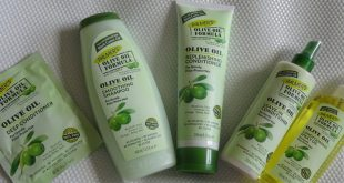 www.lifeandsoullifestyle.com – Hair Goals with Palmer's Olive Oil Formula review