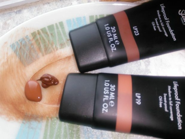 www.lifeandsoullifestyle.com – New Sleek MakeUP Life Proof Foundation review