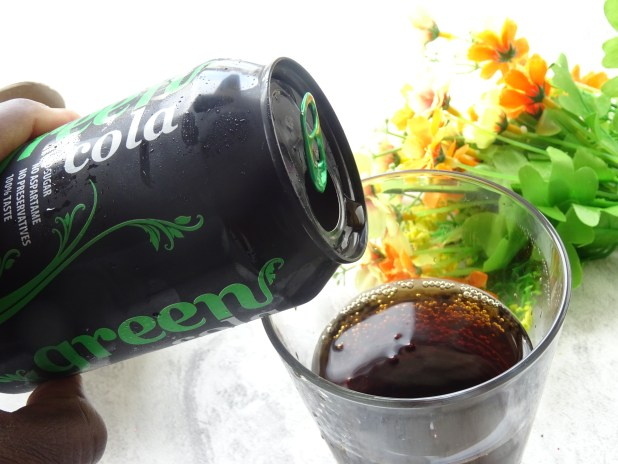 www.lifeandsoullifestyle.com – Green Cola review