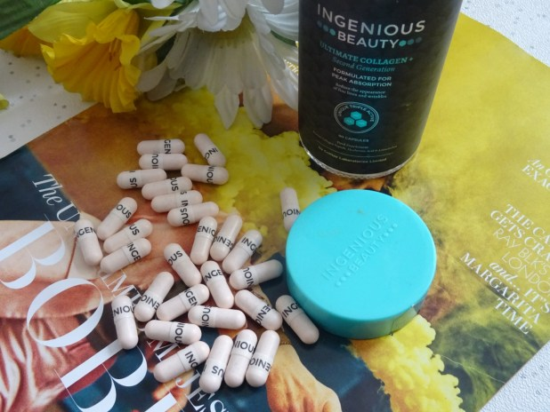 www.lifeandsoullifestyle.com - Ingenious Beauty Ultimate Collagen beauty review