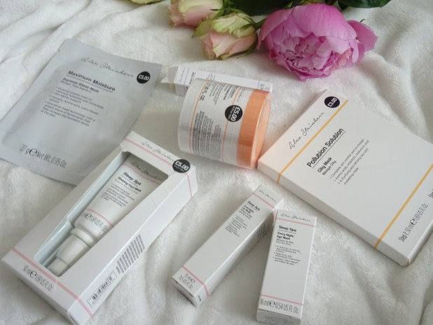www.lifeandsoullifestyle.com – Primark Sleep Spa skincare review
