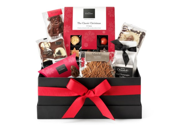 www.lifeandsoullifestyle.com – Hotel Chocolat Christmas gift guide