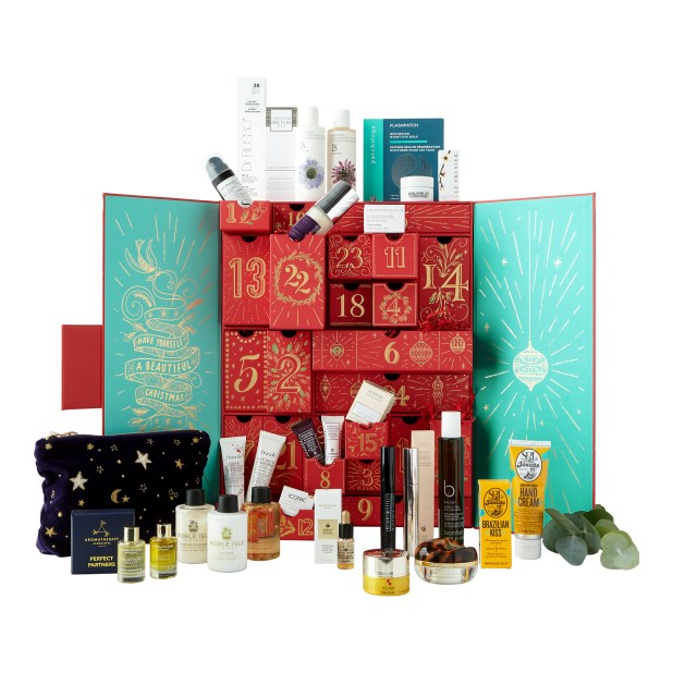 Fortnum's Christmas Beauty Advent Calendar 2020