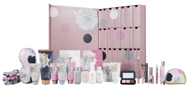 www.lifeandsoullifestyle.com - Ted Baker Beauty Advent Calendar
