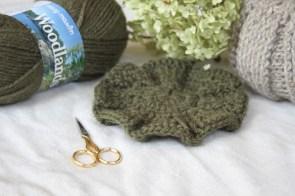 Rustic Crochet Pumpkins