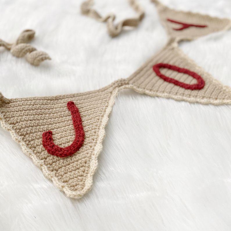 Free Crochet Bunting Pattern