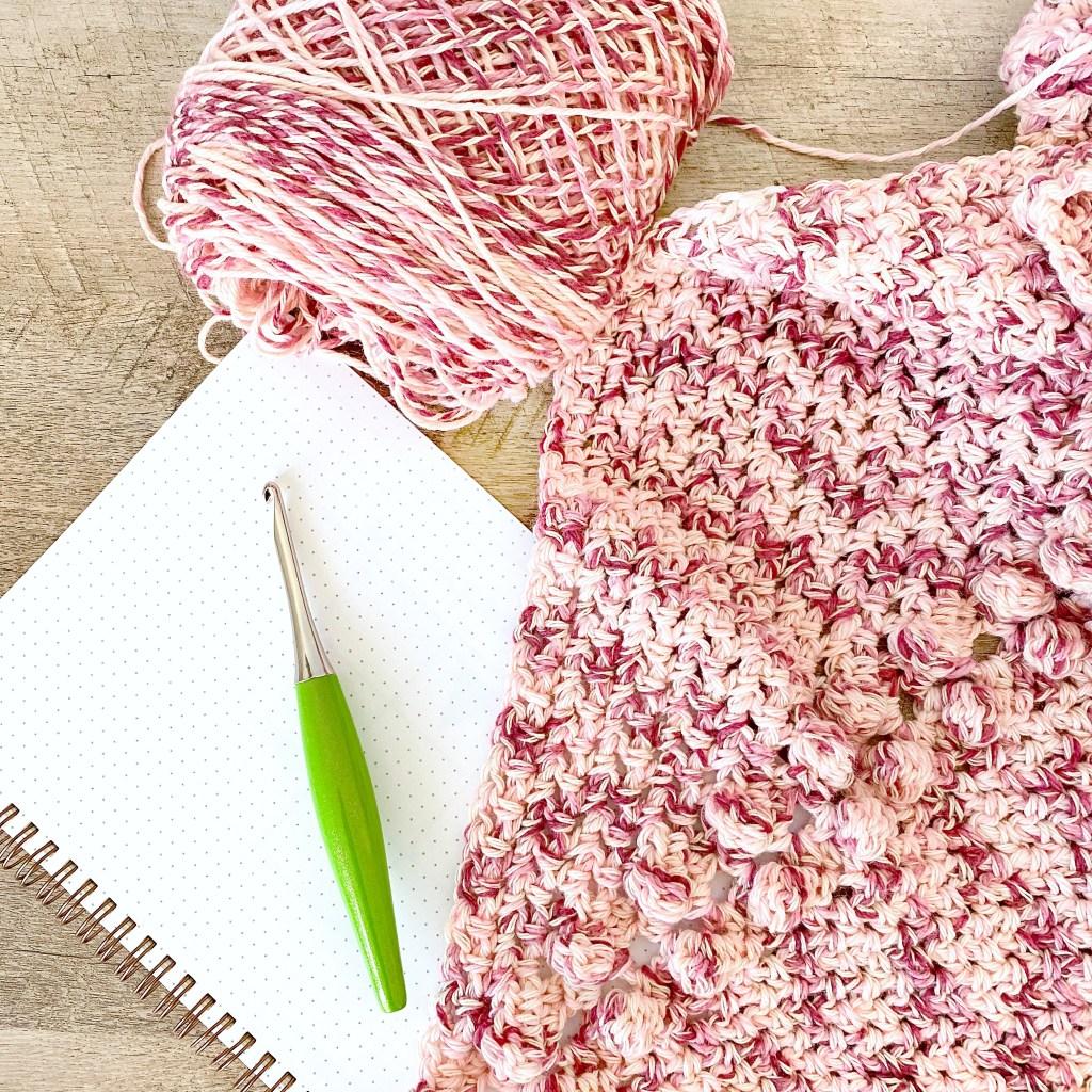crochet bobble stitch