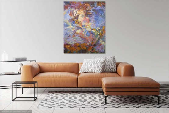 I Just Want to Be Near You Painting by Leonie Brown | LifeArt.co.za