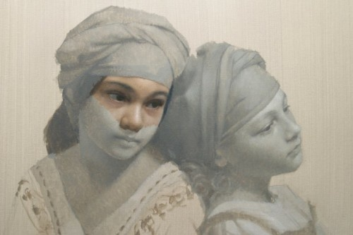 How to paint accurately and get three-dimensional tonal values using dark and light