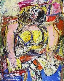 How to paint like Willem de Kooning