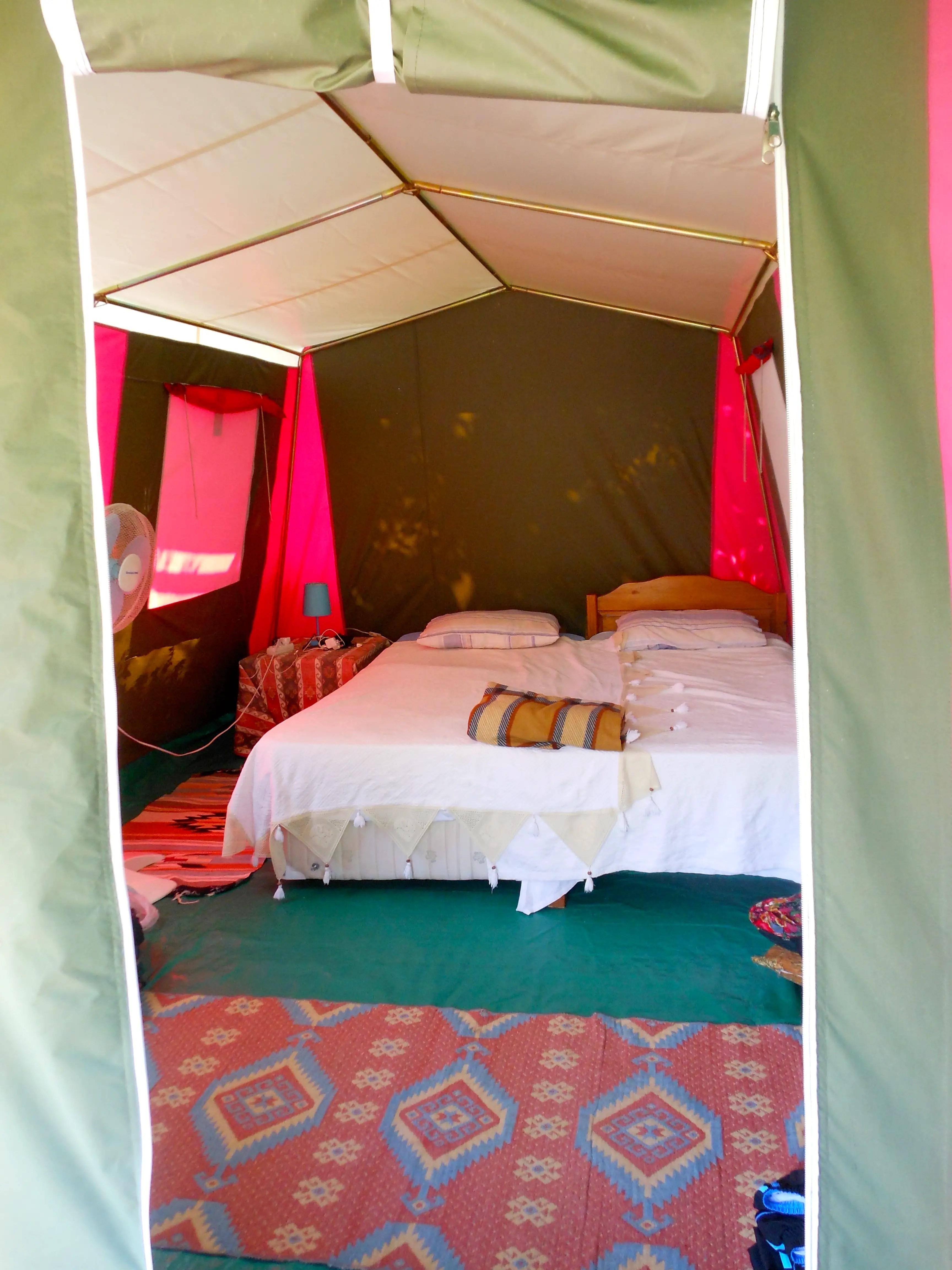 Yengec tent