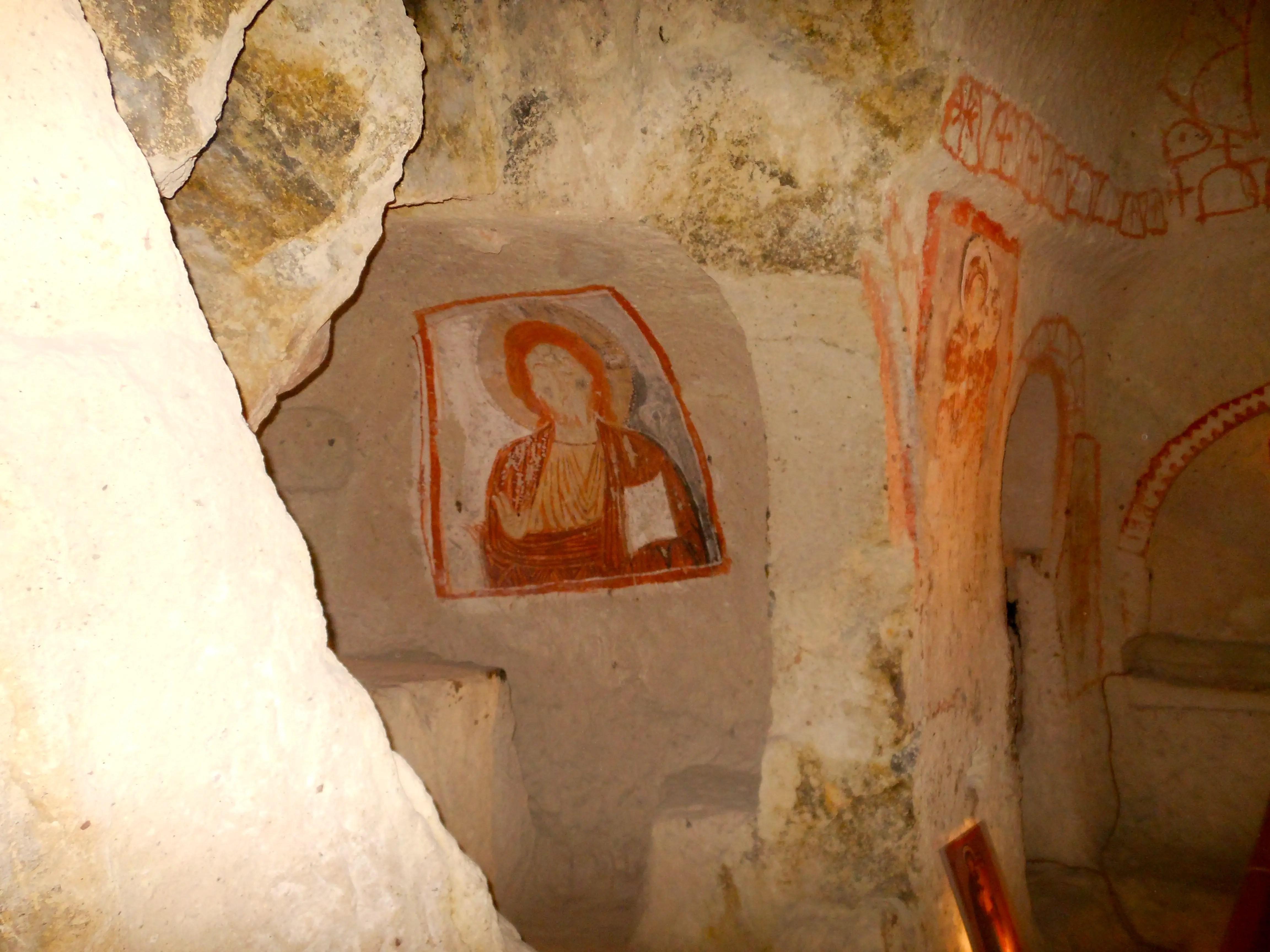 cave cappadocia