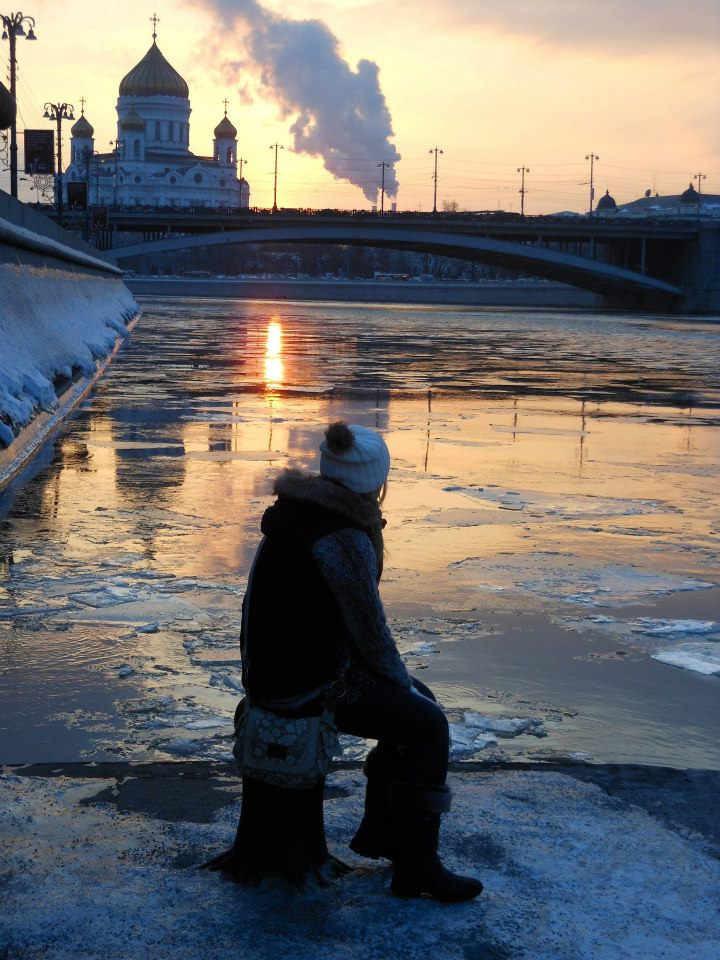 cold in Moscow
