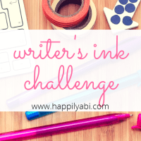 Writer's Ink Challenge