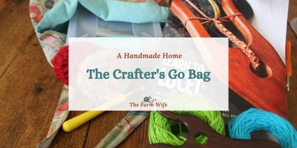 The Crafters' Go Bag