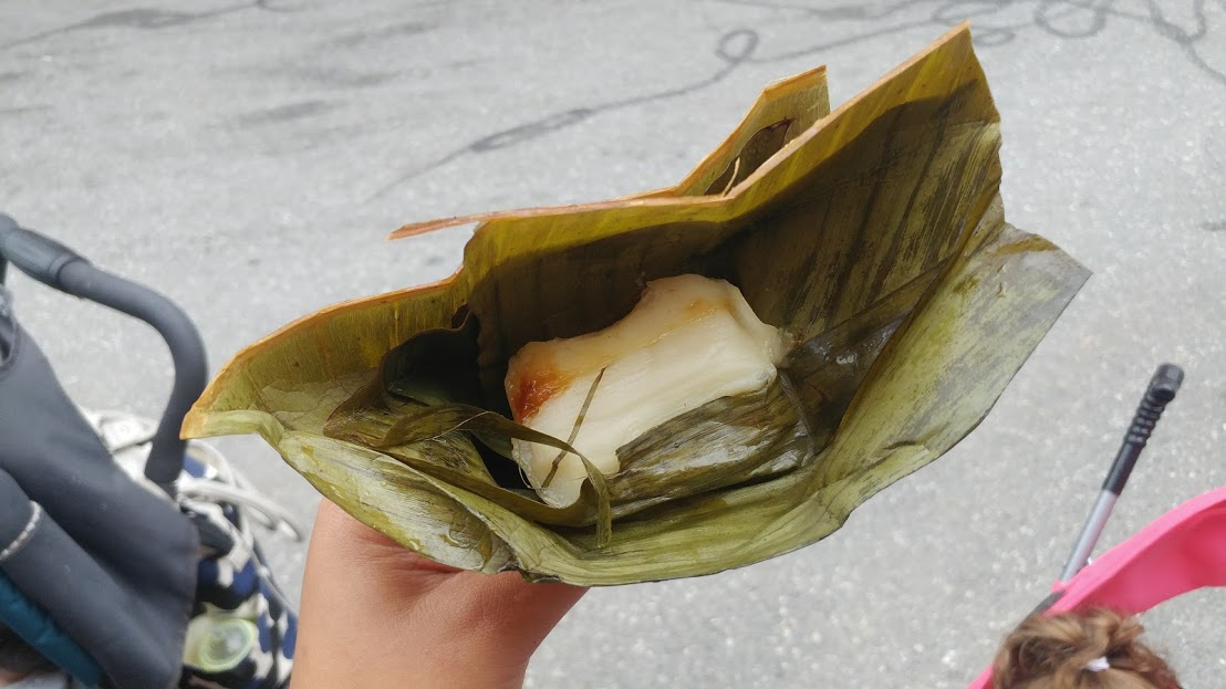Burmese Sticky Rice
