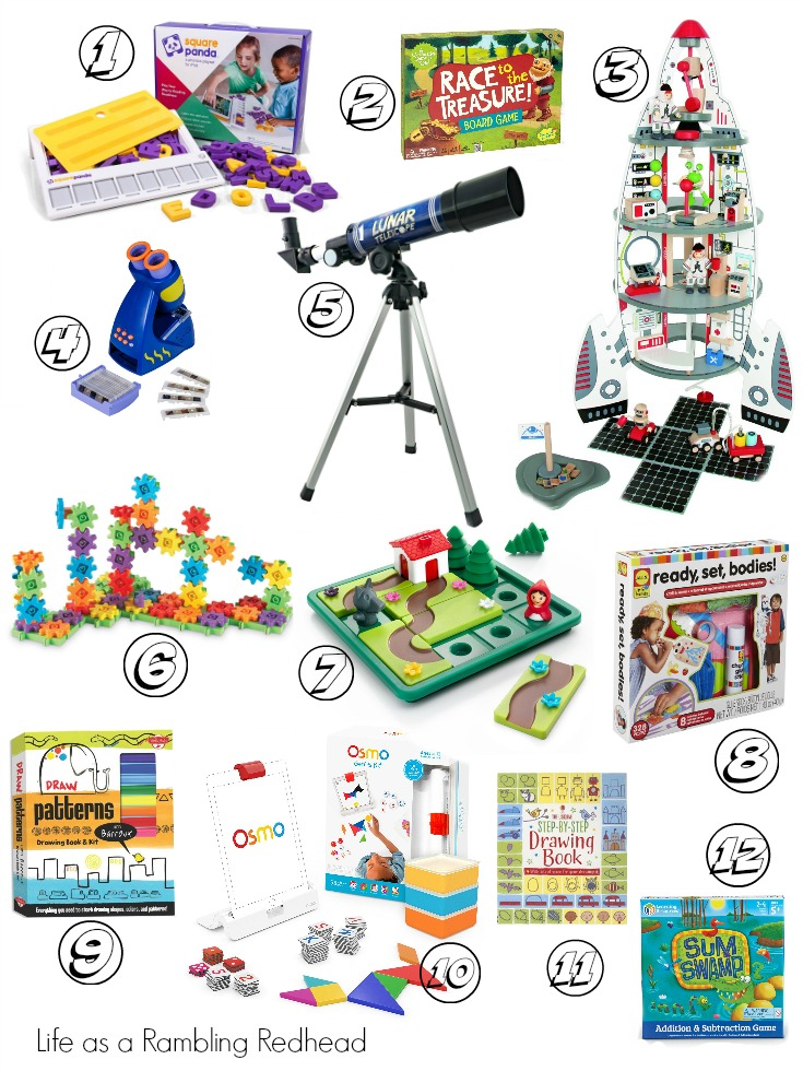 Coolest Educational Toys on Amazon! Christmas Shopping! (Life as a Rambling Redhead)