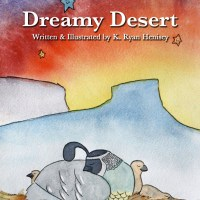 Bed Time Reading With the Kids - Dreamy Desert