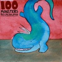 Kikituk - the Whale Dog - 100 Monsters