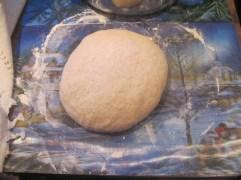 easily shaped into a boule