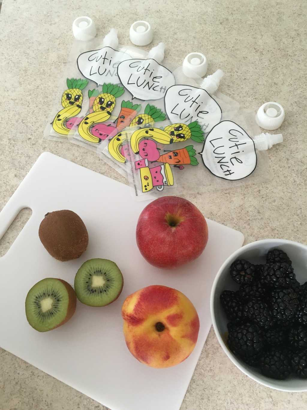 Homemade Baby Food Storage Made Easy With Cutielunch