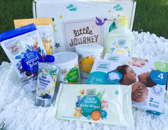 Little Journey Baby Essentials at ALDI