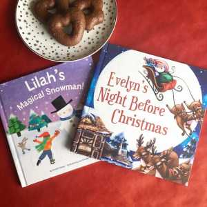 A Christmas Book Tradition