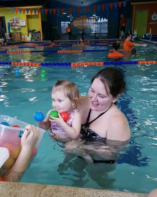 Goldfish Swim School Swim Lessons