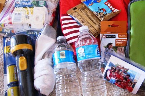Summer Preparedness Bag >> Gearhart   Official City of Gearhart Blog