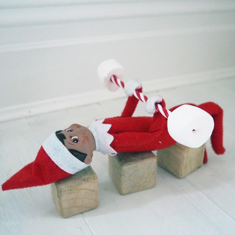 elf on the shelf ideas 2016