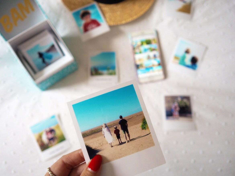Cheerz photo printing
