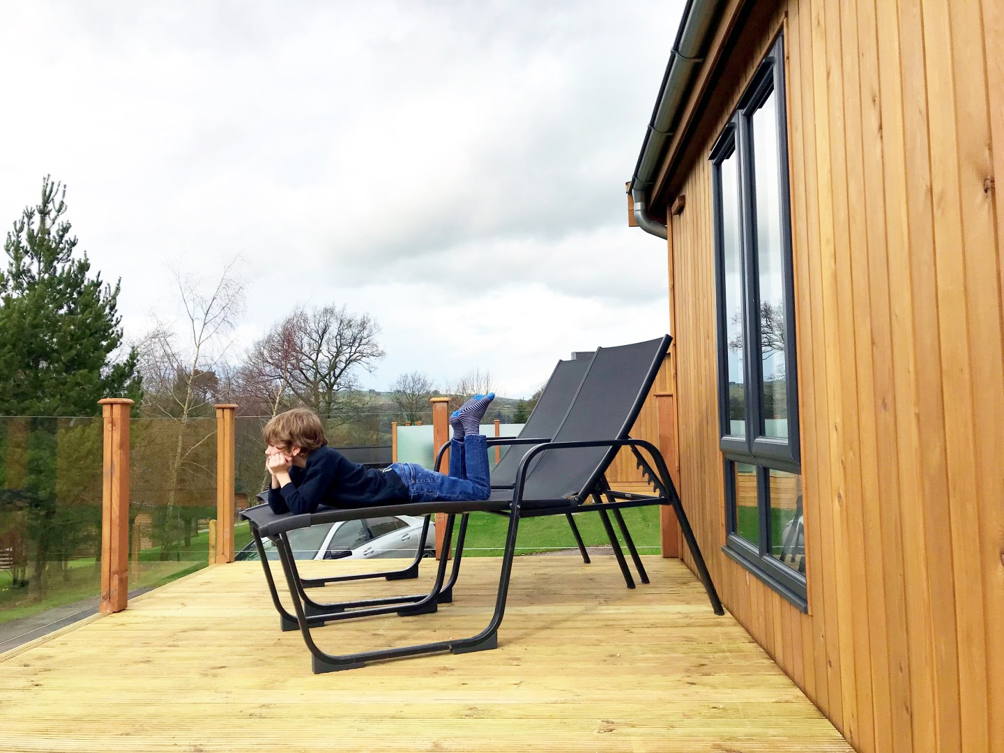 Luxury Lodges in the Peak District