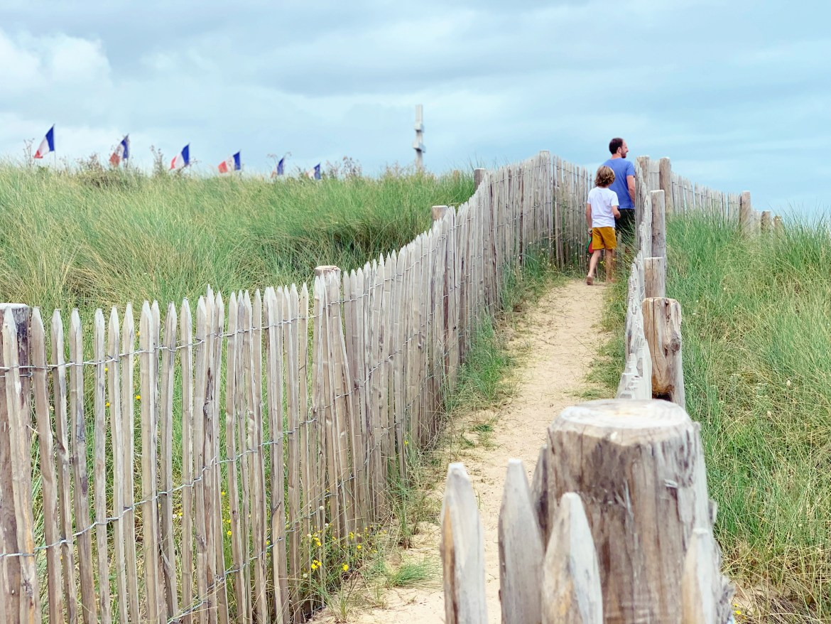 The KA Edit Family Travel Guide: Normandy