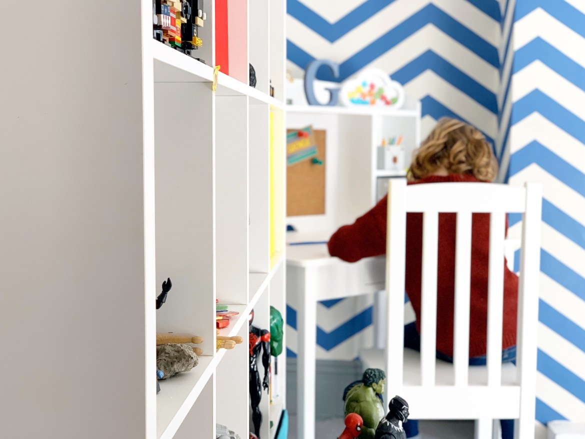 Creating a grown up playroom with Great Little Trading Co